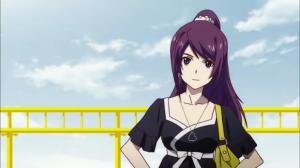 Sinceramente, Senjyogahara se está robando el show